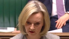 Lord Chancellor Liz Truss