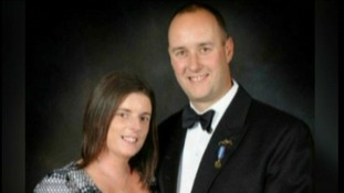 Murdered submariner's wife to collect medal