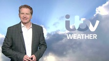 Simon has the latest ITV Meridian weather