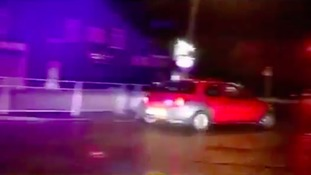 Police led on high-speed car chase by teenage drug-driver