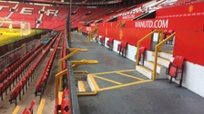 Man Utd open door for more disabled fans at Old Trafford