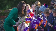Duchess of Cambridge backs EACH campaign for new hospice