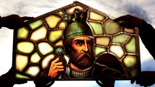 An historical depiction of William Wallace