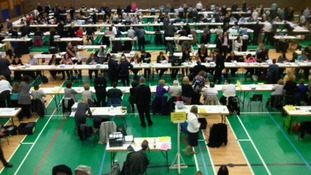 Counting is underway in Cleveland's Police and Crime Commissioner elections