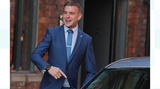 6ft 7in driver admits 'showing off' in too-small car