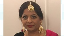 Mum-of-two Parminder Dhinsa died after a collision on the A19 on Monday