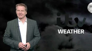 Tuesday night's weather for the west of the region