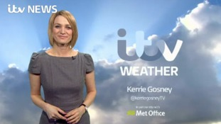 Your latest NW weather with Kerrie
