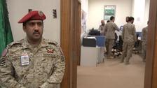 Yemen War Room: ITV News granted unprecedented access