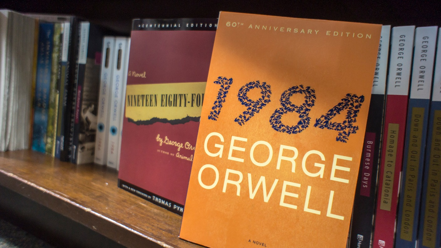 an in depth analysis of george orwells book 1984