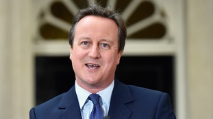 David Cameron reveals visit to care home inspired new role with dementia charity