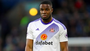 Victor Anichebe sustained his injury during Sunderland 2-0 defeat against West Bromwich Albion