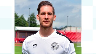 Reece Styche was recalled from his loan spell at Nuneaton Town before he left Gateshead FC