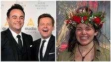Ant & Dec and Scarlett Moffatt