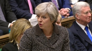 Brexit: Government to publish White Paper on plans, says May