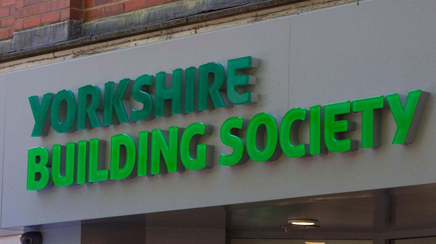 Yorkshire Building Society Branches London
