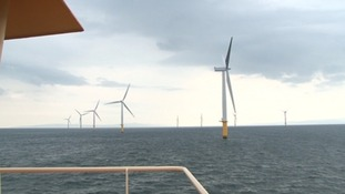 'Rhiannon' offshore windfarm plans go on show