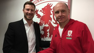Craig Liddle spent four years as a player at the Riverside stadium