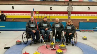 North East curling team came close to Championship glory