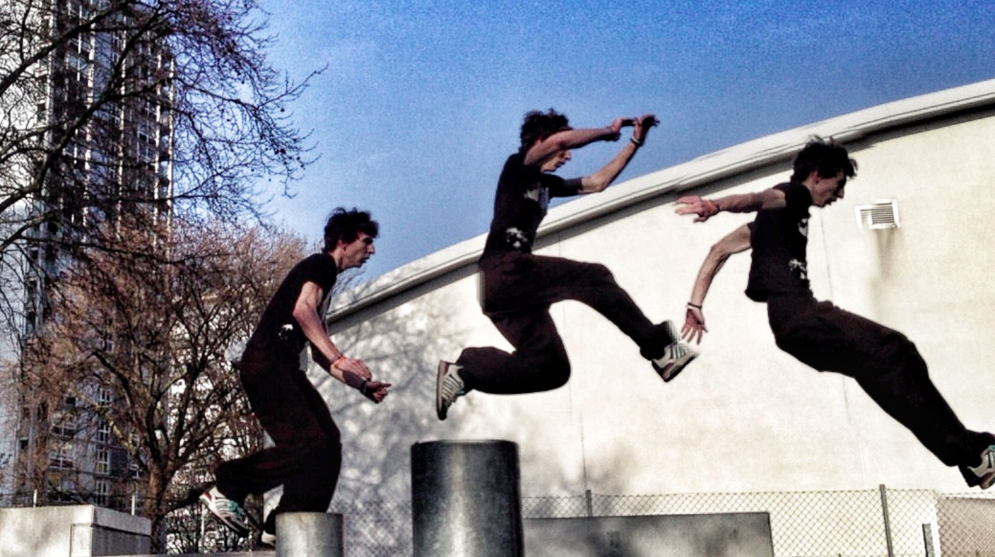 Parkour The New Sport On The Block In The Midlands