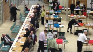 Thames Valley PCC count