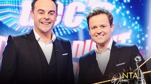 Ant and Dec scooped Best Entertainment Show.