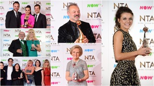 National Television Awards winners 2017