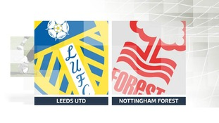 Leeds v Nottingham Forest