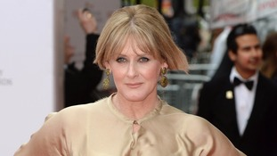 Sarah Lancashire (pictured in 2013)