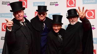 Madness attend the Stubhub Q Awards 2016