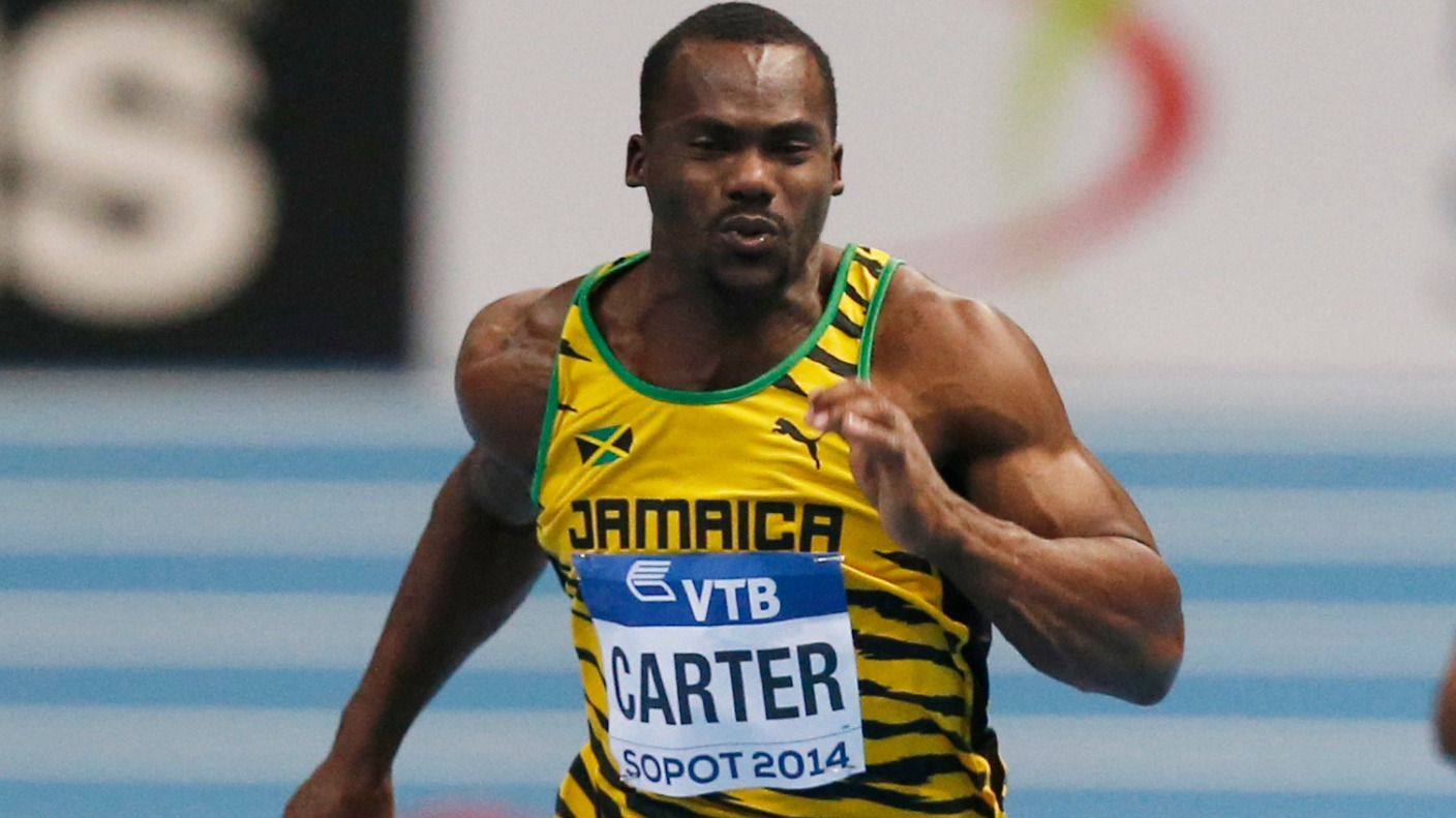 jamaican sprinter nesta carter to lodge appeal after. Black Bedroom Furniture Sets. Home Design Ideas