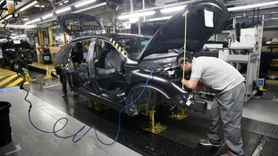 UK car production hits 17-year high as exports to Europe and US soar