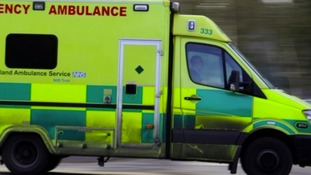 The North East Ambulance Service is under strain according to the spending watchdog