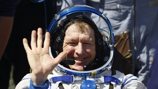 British astronaut Tim Peake to return to space for second mission