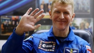 Tim Peake will go back into space for the second time