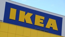 Ikea will open in Sussex as part of a major redevelopment of the area