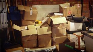 clutter