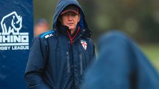 England head coach Wayne Bennett selects Elite Performance Squad