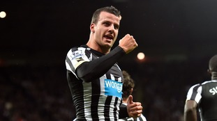 Steven Taylor made 215 appearances for Newcastle United scoring 13 goals