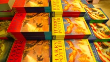 A library in the town will take part in global events to celebrate the J.K Rowling book series.