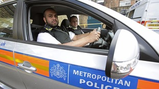 Metropolitan Police officers