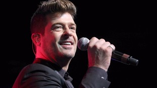 'Blurred Lines' singer Robin Thicke ordered to stay away from ex-wife