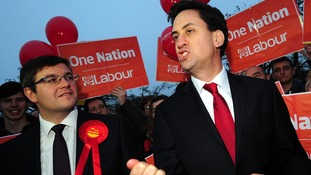 Labour claims Corby win is 'road to Downing Street'