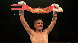 Lee Selby: Boxer eyeing world title showdown with Carl Frampton in Cardiff