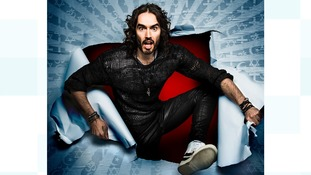 Russell Brand confirms Middlesbrough tour date
