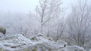Frosty Friday morning at Marsden