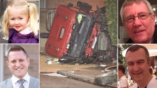 Haulage boss and mechanic jailed over fatal tipper truck crash