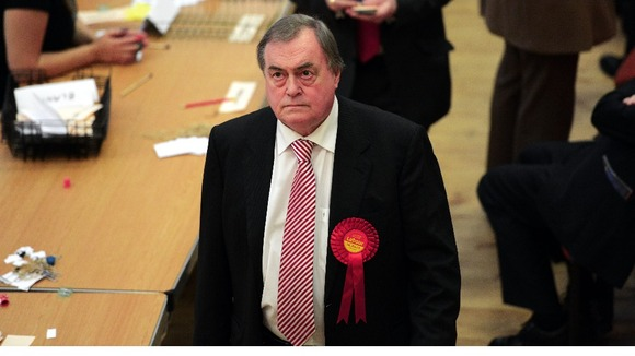 Lord Prescott lost his PCC bid