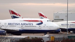 British Airways staff to stage six further days of strikes, Unite announces