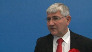 Durham Police and Crime Commissioner elect, Ron Hogg, has echoed Vera Baird's frustrations.